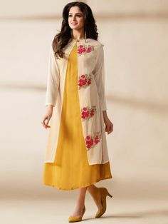 https://static4.cilory.com/266203-thickbox_default/nitya-cream-mustard-double-layered-kurti.jpg