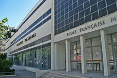 The French Institute of Thessaloniki is an important cultural center of the city since its foundation in (Walking Thessaloniki, Route 14 - Papafi)