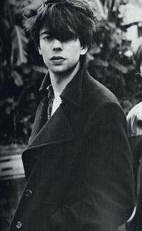 Ian Mcculloch: His lips are like sugar.