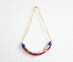 Bail Rope Necklace