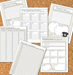 The ULTIMATE Business PLANNER and social by ToInsanityAndBack ...