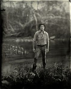 Wet-plate collodion