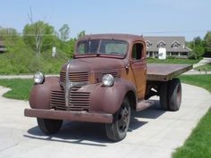 1947 Dodge Power Wagon Pictures: See 10 pics for 1947 Dodge Power Wagon. Browse interior and exterior photos for 1947 Dodge Power Wagon. Dodge Dually, Dodge Pickup Trucks, Mopar, Fargo Truck, Truck Flatbeds, Chrysler Trucks, Dodge Chrysler, Dodge Power Wagon, Dodge Vehicles