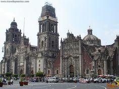 N.... Catedral Metropolitana de Ciudad de México.