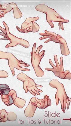 Hand reference