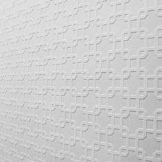 Gemini Paintable Textured Wallpaper