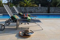 Pool | Luxus Camping Portugal