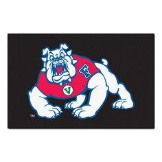 Collegiate Fresno State Starter Area Rug