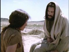 ... He always will.....Jesus and the Woman at the Well. John Chapter 4 Bible Movie
