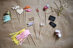 Obviously I love this: cocktails, crafts and things I don't need