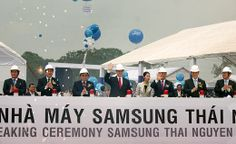 Samsung expands operations in Vietnam