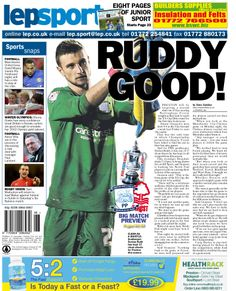Today's back page 05-02-14