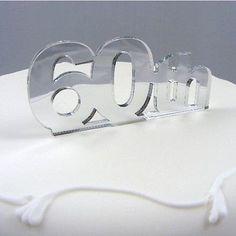 60th Birthday Cake Topper – BongoJazz