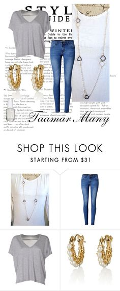 """minimalist casual style / summer"" by tamarmjewelrydesign ❤ liked on Polyvore featuring WithChic, Acne Studios, Essie, Summer, casual and oufit"