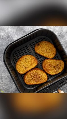 Air Fryer Fries, Breakfast Recipes, Breakfast Ideas, Air Frying, What To Cook, Air Fryer Recipes, Recipe Of The Day, Food Inspiration, French Toast