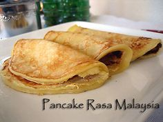 Recipes To Lose Weight Breakfast Pancakes, Breakfast Items, Pancakes And Waffles, Sweet Breakfast, Breakfast Recipes, Easy Asian Recipes, Easy Delicious Recipes, Easy Healthy Recipes, Yummy Food