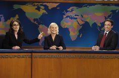 SNL - Tina, Amy & Seth