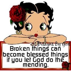 Blessed things… this is my theme for the past month!!