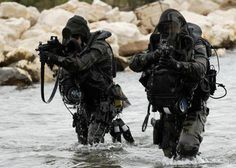 Italian Special Ops (COMSUBIN) operators