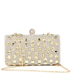 Gold Clutch, Gold Gold, Clutches, Party, Bags, Stuff To Buy, Jewelry, Handbags, Jewlery