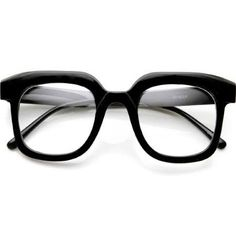 6df41150152 extra thick black frame glasses - Google Search Girls With Glasses