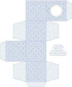 Lace Pattern,Free Box Templates to print for gift boxes, wedding favours, kids crafts and gift wrap ideas, printable, box , pattern,template, container,wrap, parent crafts, decor, design,paper crafts, cool teen crafts