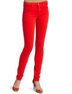 Amazon.com: Joe's Jeans Women's Colored Skinny Jean: Clothing