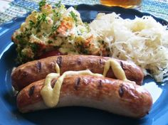 """Bratwurst: """"The flavor of the beer and brown sugar complements the bratwurst and sauerkraut. I HIGHLY recommend this recipe to everyone."""" -Merlot"""