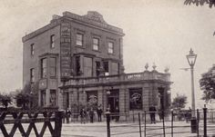 The Hope, Upper Tooting c 1900 New South, South London, Vintage London, Old London, London History, London Pictures, Past Life, Old Photos, Cities