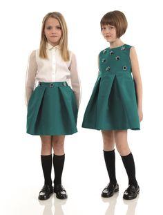 Fendi Junior Kids Fashion Fall/Winter 2014-15 Collection