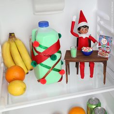 Free Good Screen Ideas for Scout Elves Ideas Ideas for Scout Elves Cozy Christmas, A Christmas Story, Elves At Play, Mini Cereal Boxes, Awesome Elf On The Shelf Ideas, Elf Pets, Find Santa, Naughty Elf, Christmas Elf