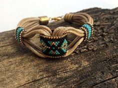 Tribal Armband Boho Zigeuner Schmuck Hippie-Armband von GULDENTAKI