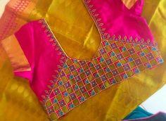 Fancy Blouse Designs, Work Blouse, Blouses, Fashion, Moda, Fashion Styles, Blouse, Fashion Illustrations, Woman Shirt