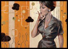 Stacey by Glenn Barr