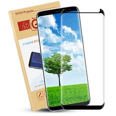 Galaxy S8 Plus Screen Protector,Galaxy S8 Plus Tempered Glass,Panycase [Case-Friendly][3D Curved] Tempered Glass Screen Protector for Samsung Galaxy S8 Plus  https://topcellulardeals.com/product/galaxy-s8-plus-screen-protectorgalaxy-s8-plus-tempered-glasspanycase-case-friendly3d-curved-tempered-glass-screen-protector-for-samsung-galaxy-s8-plus/  [Compatibility]:Compatible for Samsung Galaxy S8 Plus. [Anti-Scratch and Fingerprint]: Made from superior 9H tempered glass that is
