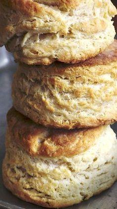 Sourdough Buttermilk Biscuits.