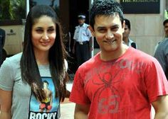 Aamir Khan Lucky For Kareen Kapoor