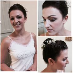 Bridal Wedding Natural Makeup With Airbrush Foundation West Weddings Magazine Winter 14 Photoshoot Hair By Jackie Jax Glam Beauty Pinterest