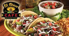 Craving Chips and Queso? $7.50 for $15 to Spend at El Chico Mexican Restaurant in McKinney #mexicanfood #queso #tacos #mckinney  http://deals.adpages.com/deal/dallas/el-chico-1-1