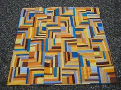there are some beautiful modern quilts on this site