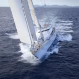 S/Y M5 Length246.06ft /75m BuilderVosper Thornycroft Exterior DesignerRon Holland Design #yacht #yachts #boat #boats #motoryacht #motoryachts #powerboat #powerboats #sail #sailing #luxury www.tommyholiday.it