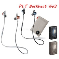 2016 Newest BackBeat GO 3 Wireless Bluetooth Headphones - Copper Grey and Gobalt Black with Charge Case optional have in stock //Price: $US $47.47 & FREE Shipping //     #ipad