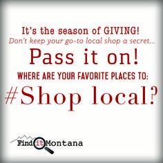 #shopsmall #shoplocal