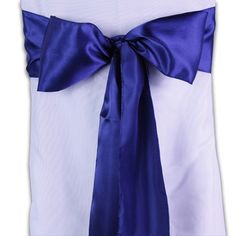 Navy Blue #Satin Chair Sash 10 Pieces http://www.tulleshop.com/Navy-Blue-Satin-Chair-Sash-p/xb33827.htm