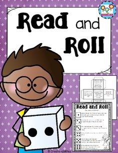 Text-Dependent Questions: Read and Roll! from Create abilities on TeachersNotebook.com -  (10 pages)  - Text-Dependent Questions: Read and Roll!