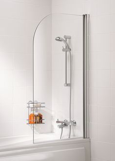 Shower Screens For Corner Baths clia left hand offset corner bath, panel & screen   bathroom city