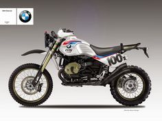"Motosketches: BMW R 1200 ""BAJA"""