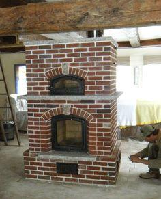 Custom Brick Heater