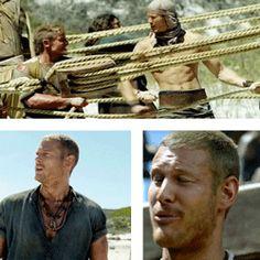 Black Sails Starz, Billy Bones, We Are Many, Tom Hopper, Spartacus, Treasure Island, True Blood, Pirates, Sailing