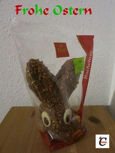 Schokoladige Grüße und frohe Ostertage